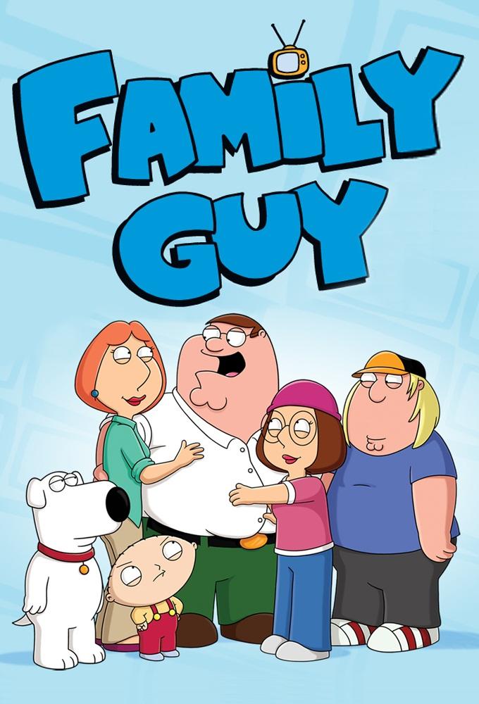 Family Guy (1999-present) MV5BNGRkMTllZTUtZTQyYi00NjVlLTlhZjEtODExNjQ4YjQ1Y2RjXkEyXkFqcGdeQXVyNTA4NzY1MzY@._V1_