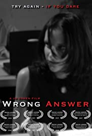 Wrong Answer Poster