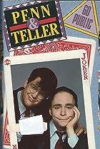 Image of Penn & Teller Go Public