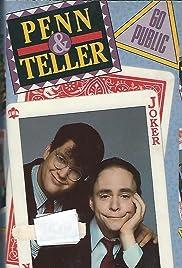 Penn & Teller Go Public Poster