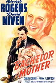 Bachelor Mother(1939) Poster - Movie Forum, Cast, Reviews