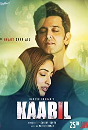 Kaabil (2017) 1CD DesiSCR Rip – XviD MP3 – ICTV DDR DUS Exclusive – 694 MB