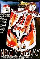 Neco z Alenky (1987) Poster