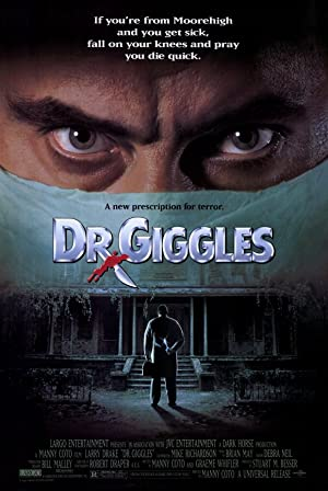 Poster Dr. Giggles