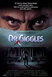 Dr. Giggles (1992) Poster - Movie Forum, Cast, Reviews