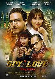 Spy In Love poster