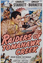 Raiders of Tomahawk Creek Poster