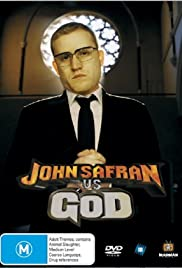 John Safran vs. God Poster - TV Show Forum, Cast, Reviews
