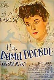 La dama duende Poster