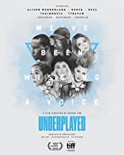 Underplayed (2020) poster