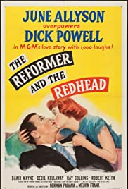 The Reformer and the Redhead (1950) Poster - Movie Forum, Cast, Reviews