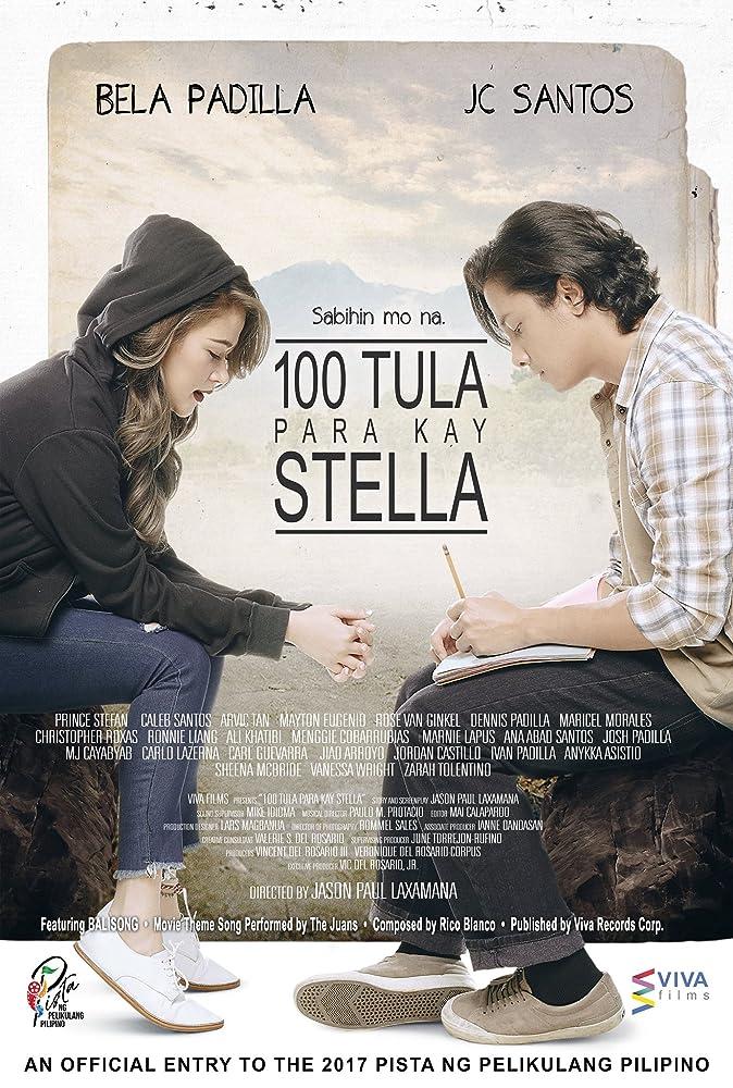 100 tula para kay Stella (2017) HDRip