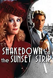 Shakedown on the Sunset Strip Poster