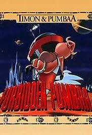 Forbidden Pumbaa/Washington Applesauce Poster