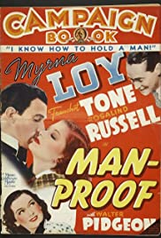 Man-Proof (1938) Poster - Movie Forum, Cast, Reviews