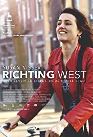 Richting west Poster