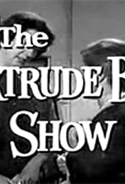 The Gertrude Berg Show Poster