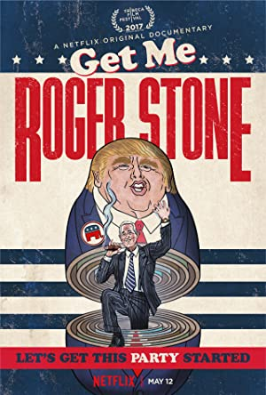Get Me Roger Stone (2017) poster