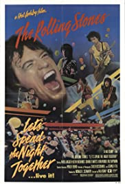 Let's Spend the Night Together(1982) Poster - Movie Forum, Cast, Reviews