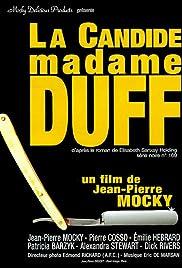 La candide madame Duff Poster
