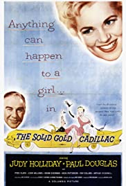 The Solid Gold Cadillac (1956) Poster - Movie Forum, Cast, Reviews