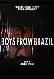 Boys from Brazil Poster