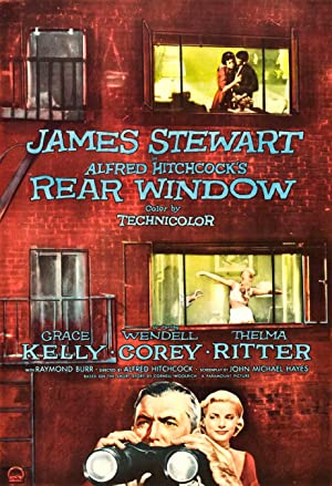 La Ventana Indiscreta (Rear Window) (1955) - 1954