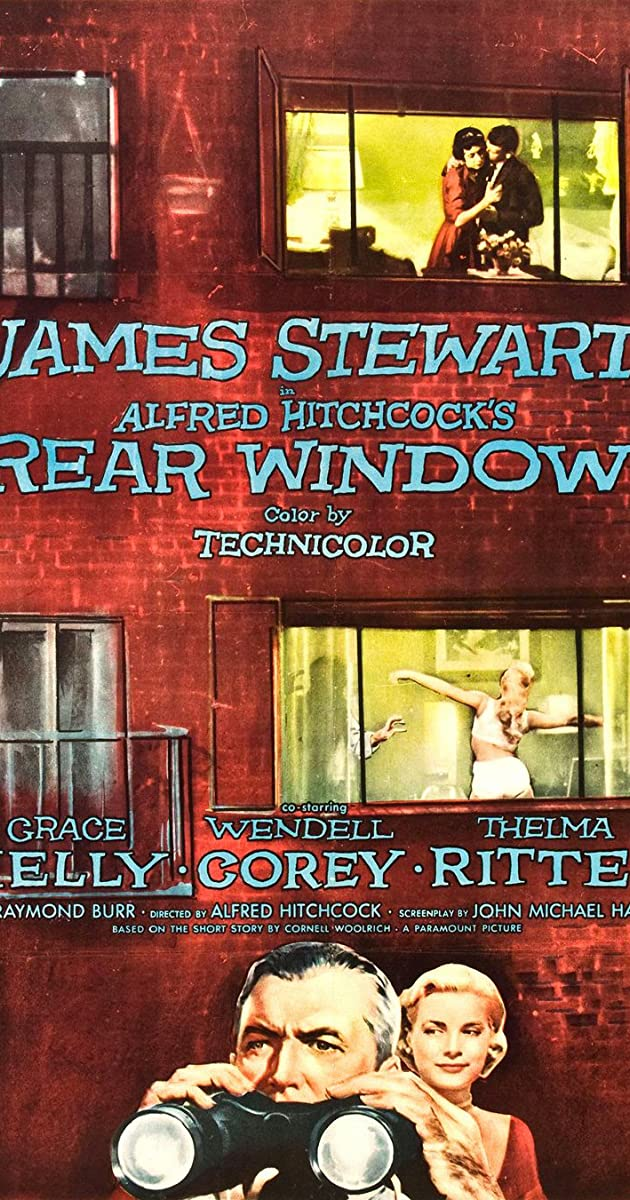 Rear window 1954 imdb - Finestra sul cortile streaming ...