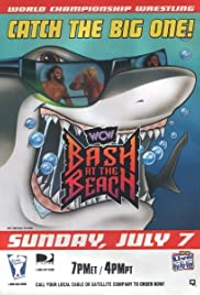 WCW Bash at the Beach Poster