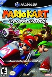 Mario Kart: Double Dash!! Poster