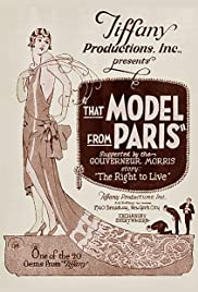 That Model from Paris Poster