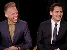 'The Greatest Showman' Songwriters Pasek & Paul on Working With Hugh Jackman
