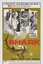 Shark (1969) Poster - Movie Forum, Cast, Reviews