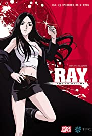 Ray the Animation Poster