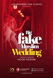 Big Fake Muslim Wedding Poster