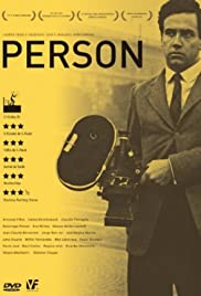 Person Poster