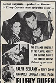 Ellery Queen and the Perfect Crime Poster