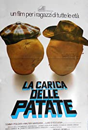 La carica delle patate Poster