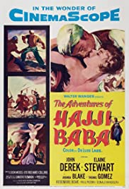 The Adventures of Hajji Baba (1954) Poster - Movie Forum, Cast, Reviews
