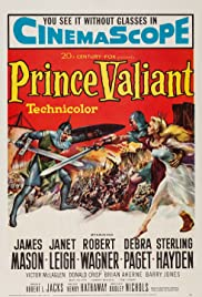 Prince Valiant (1954) Poster - Movie Forum, Cast, Reviews