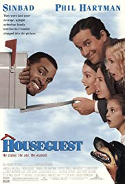 Houseguest (1995) Poster - Movie Forum, Cast, Reviews