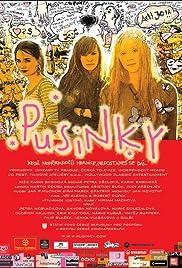 Pusinky Poster