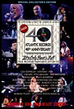 Primary image for Atlantic Records 40th Anniversary: It's Only Rock 'n' Roll