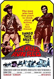The Hills Run Red(1966) Poster - Movie Forum, Cast, Reviews