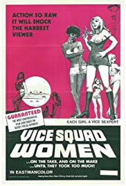 Vice Squad Women Poster