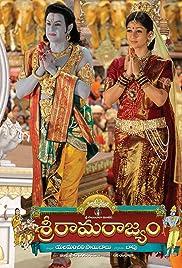 Sri Rama Rajyam(2011) Poster - Movie Forum, Cast, Reviews