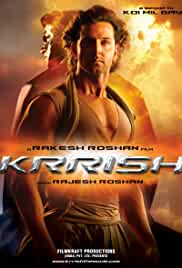 Krrish 2006  Hindi 720p 1.4GB BRRip AAC 5.1 MP4