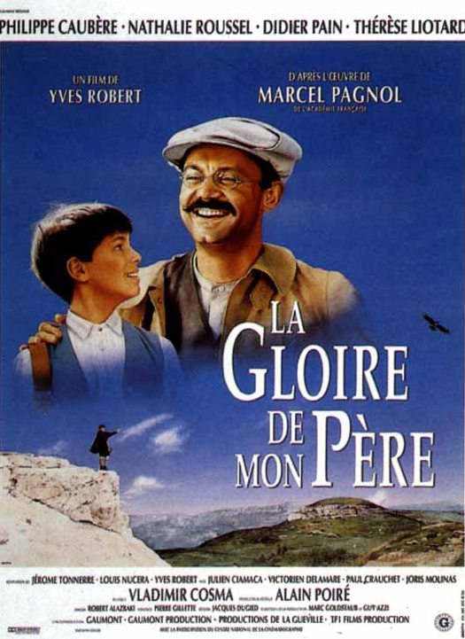 La gloire de mon père Watch Full Movie Free Online