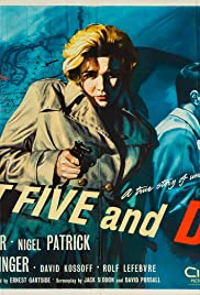 Count Five and Die(1957) Poster - Movie Forum, Cast, Reviews