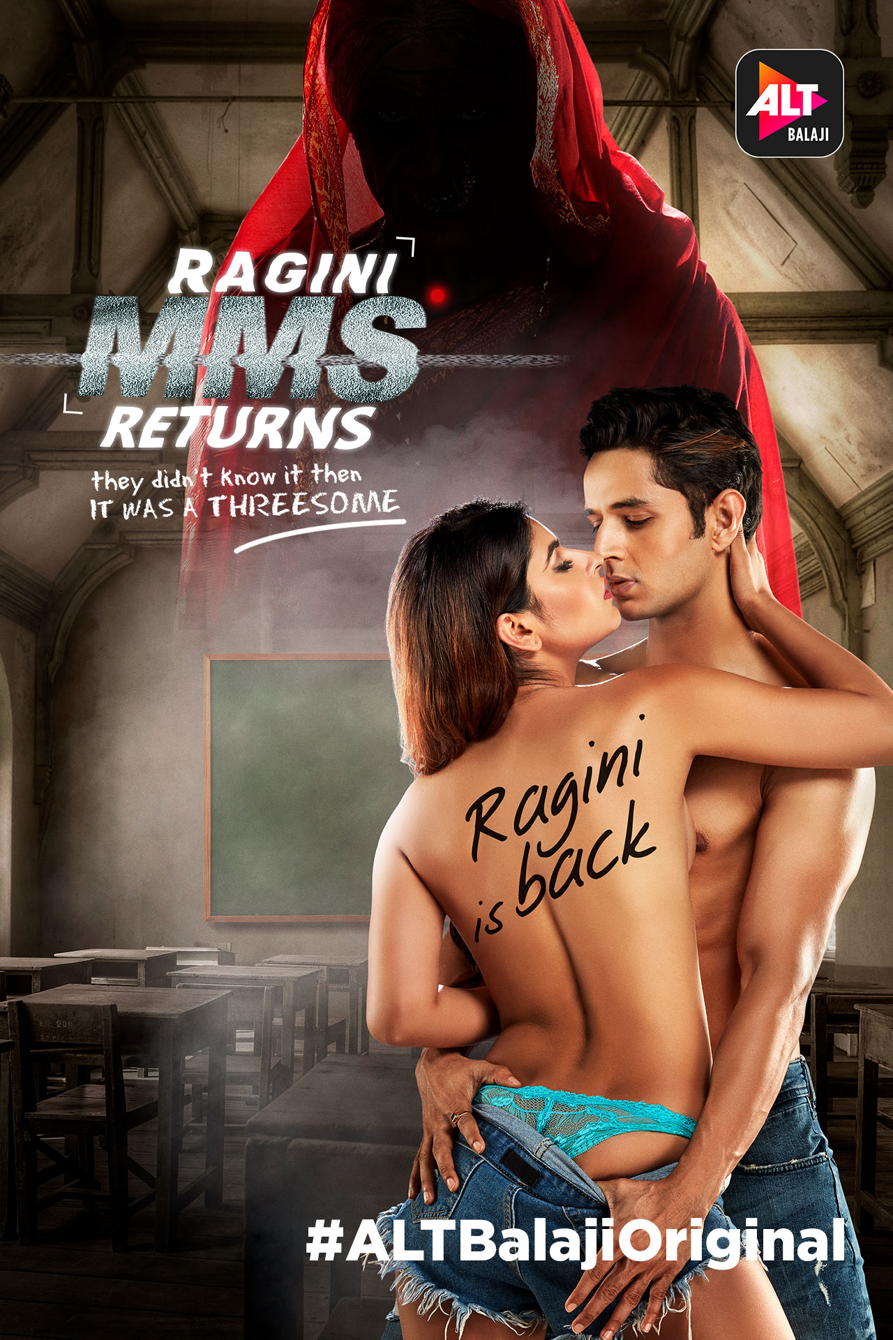 Ragini Returns 2016 Hindi Dubbed